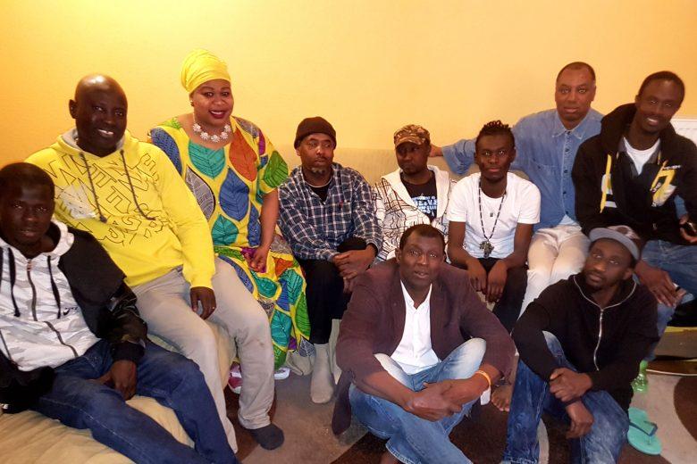 Gambianischer Integrationshilfeverein