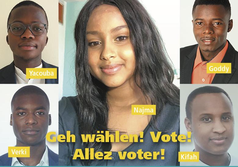 AFRIDO Integrationsratswahl